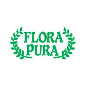 fabrica embalagens plasticas florapura logo